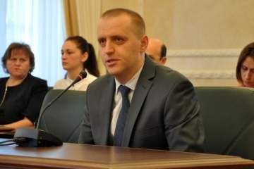 Prosecutor General Riaboshapka appoints Trepak his deputy