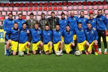 Ucrania pasa a los cuartos de final de la Copa del Mundo de Mini Fútbol