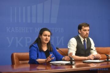 Markarova : « Le budget prévoit un niveau record de 5,4% du PIB pour la défense et la sécurité »