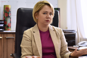 Minister Koliada attends Veterans' Council meeting in Sumy