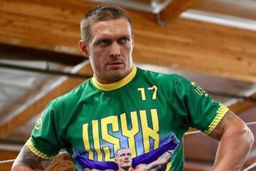 Usyk ha desafiado a Wilder
