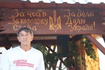 クリミアのウクライナ人政治囚プロホジコ氏、ロシア領へ移送へ=弁護士