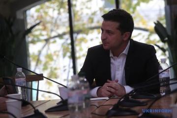 EN VIVO. Maratón de prensa con el presidente Zelensky