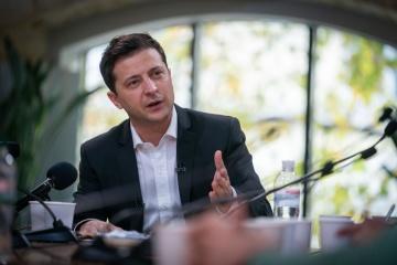Zelensky sobre la separación de fuerzas: Se debe respetar un alto el fuego durante 7 días