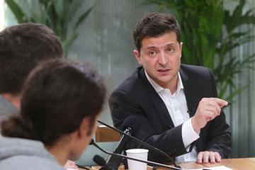 Zelensky: Ucrania estará enfrentándose sola a Rusia sin la 'fórmula Steinmeier'