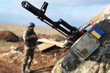 Donbass : les occupants déploient des armes interdites, un soldat ukrainien blessé