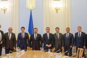Razumkov: La cooperación con las estructuras de auditoría debe ser constructiva y abierta