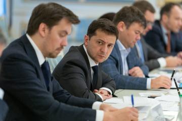 Zelensky instruye proporcionar la asistencia humanitaria a Albania
