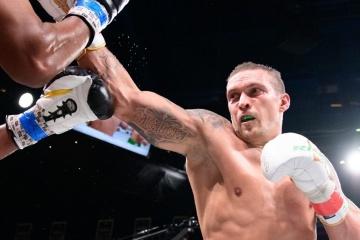Usyk-Joshua is a 'dead fight' - Whyte