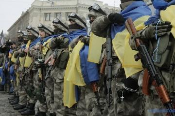 Dziś na Ukrainie obchodzony jest Dzień Obrońcy