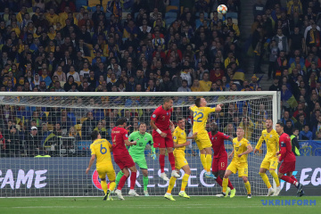 Ucrania derrota a Portugal y se clasifica para la Eurocopa 2020