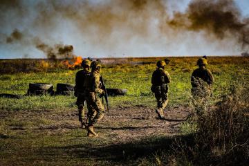 4月1日の露占領軍停戦違反13回 ウクライナ軍人2名負傷=統一部隊