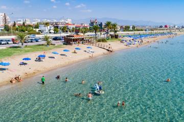 Кіпр відкрив кордони ще для п'яти країн