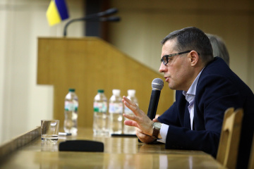 Sushchenko in Warsaw to attend events marking Day of Dignity and Freedom