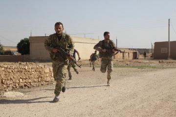 Європарламент закликає Туреччину вивести війська з Сирії