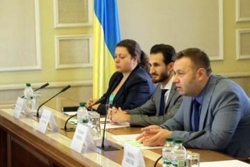 Compañía de Qatar interesada en invertir en fuentes de energía renovables ucranianas