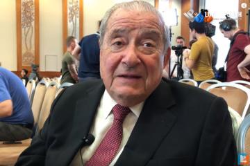 Promoter Bob Arum: Für Gvozdyk kann Kampf um 4 Titel organisiert werden, falls er Beterbiev besiegt