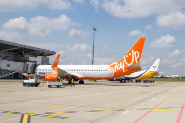 SkyUp optimizing schedule of flights to Italy and Israel
