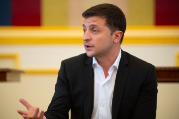 Zelensky convencido de que la cultura, la ciencia y el deporte pueden contribuir a la unificación de Ucrania