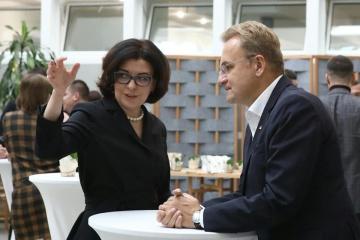 """Головою партії """"Самопоміч"""" обрали Сироїд"""
