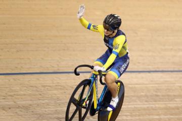 La ucraniana Starikova gana la plata del Campeonato de Europa de Ciclismo en Pista en Apeldoorn