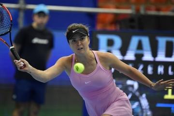 Элина Свитолина опустилась на 8 место в рейтинге WTA