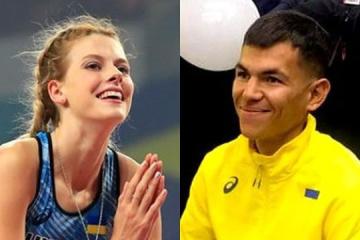Maguchikh y Zakalnytsky reconocidos los mejores atletas de septiembre en Ucrania