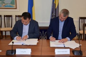 Укравтодор будуватиме міст у Запоріжжі спільно з китайською компанією