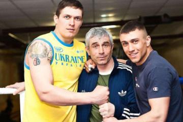 Boxen: Vasyl Lomachenkos Vater-Trainer erhielt einen WBC-Gürtel