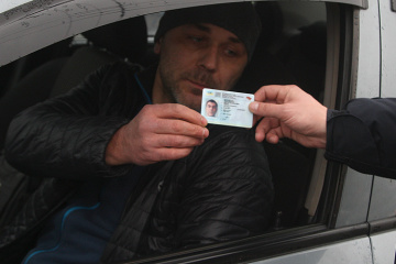 В Україні планують відмовитися від «листів щастя» для водіїв