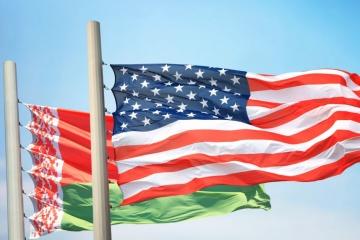 """США продолжат """"держать на паузе"""" санкции против Беларуси"""