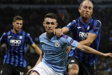 """Гол Малиновського не допоміг """"Аталанті"""" уникнути поразки в Манчестері у Лізі чемпіонів"""