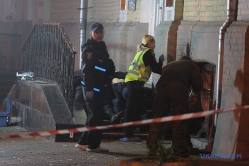 У центрі Києва вибухнула граната, є загиблі