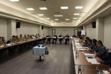 В Одесі розпочався семінар з питань цивільного контролю над армією