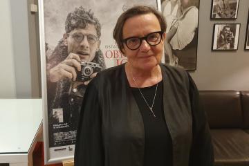 Agnieszka Holland: Ukraine has potential for filmmaking