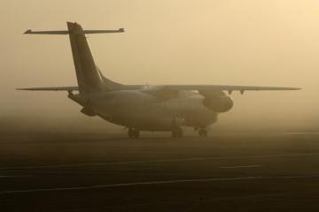 Cancelados 16 vuelos en los aeropuertos de Kyiv y Boryspil