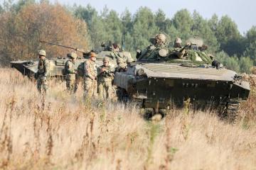 Donbass : les troupes russes ont violé le cessez-le-feu à 5 reprises, utilisant des mortiers interdits