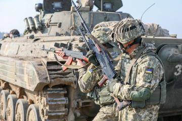 Donbass : 3 violations du cessez-le-feu, pas de pertes