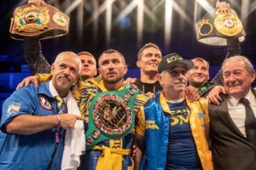 Lomachenko se convierte en Campeón Franquicia del CMB