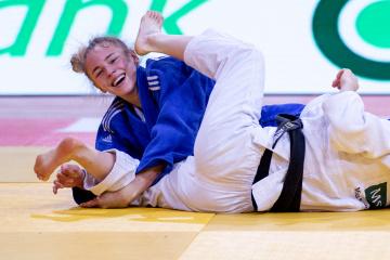 柔道ビロディド選手、グランドスラム・アブダビ大会で優勝