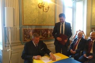 Ukraine eröffnet neues Honorarkonsulat in Burgenland