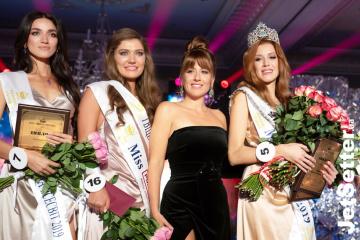 L'Ukraine a élu celle qui la représentera au concours « Miss Univers »