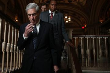 """Kongress erhält """"russischen"""" Bericht von Mueller"""