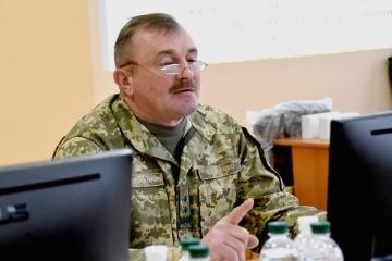 Chef des Forces unies : plus de 2000 officiers de carrière russes se trouvent dans le Donbass occupé