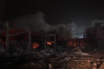 W fabryce w Dnipro miała miejsce eksplozja