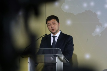 Ukraine should pass three stages on road to peace - president