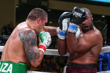 Boxen: Usyk in Top 5 der WBC-Rangliste