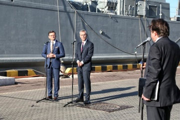 Russia must withdraw its troops from eastern Ukraine - Stoltenberg