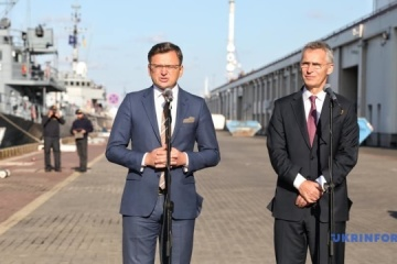 Government of Ukraine plans to meet requirements for NATO membership in five years