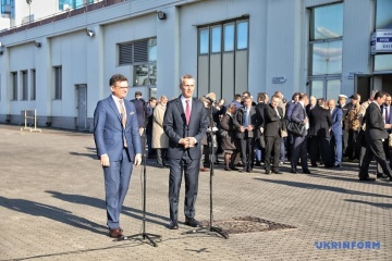 Stoltenberg names three forms of cooperation with Ukraine